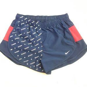 EUC Nike Tempo Stars Running Shorts